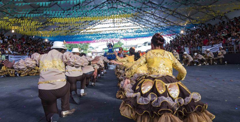 Concurso de Quadrilhas marca o início do São João em Salvador